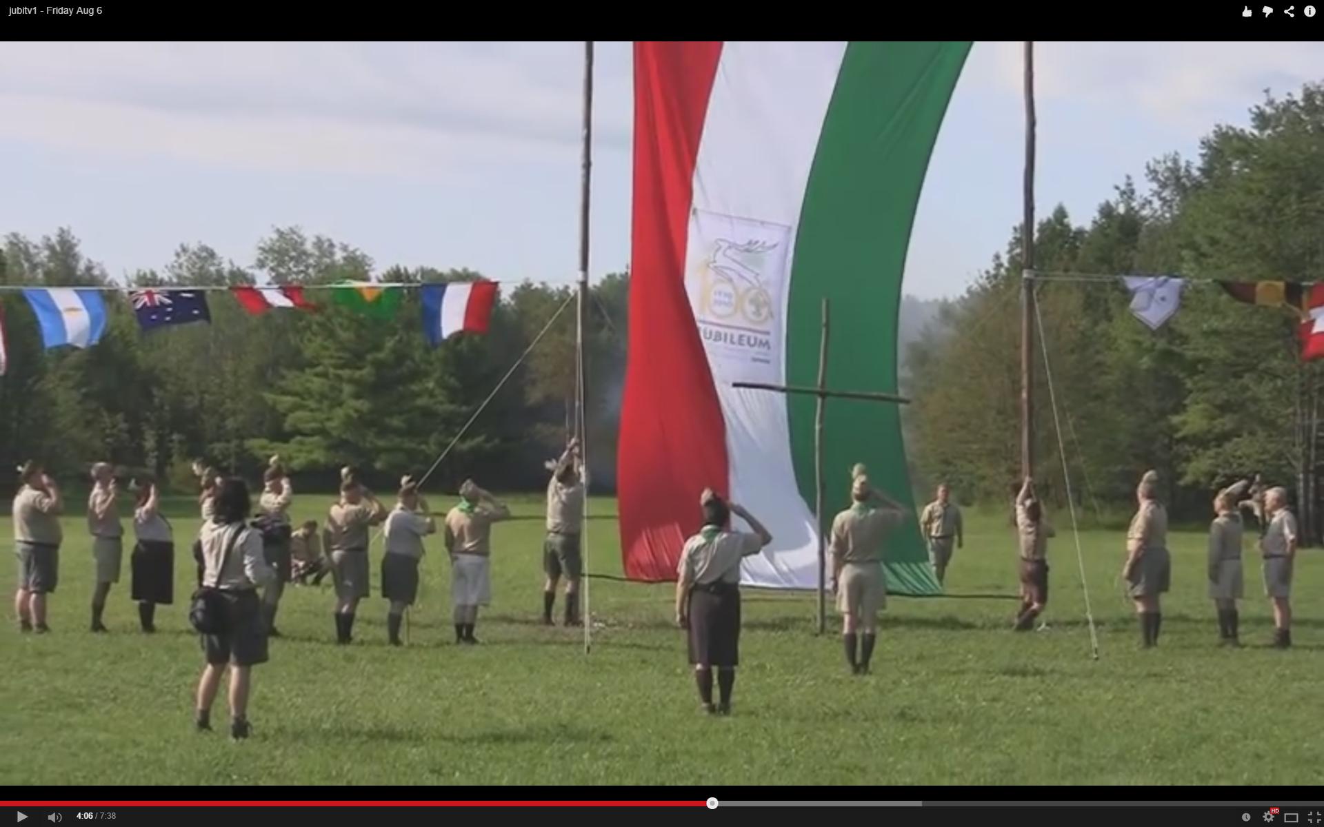 JubiTV 2010 – 2. rész – aug. 6