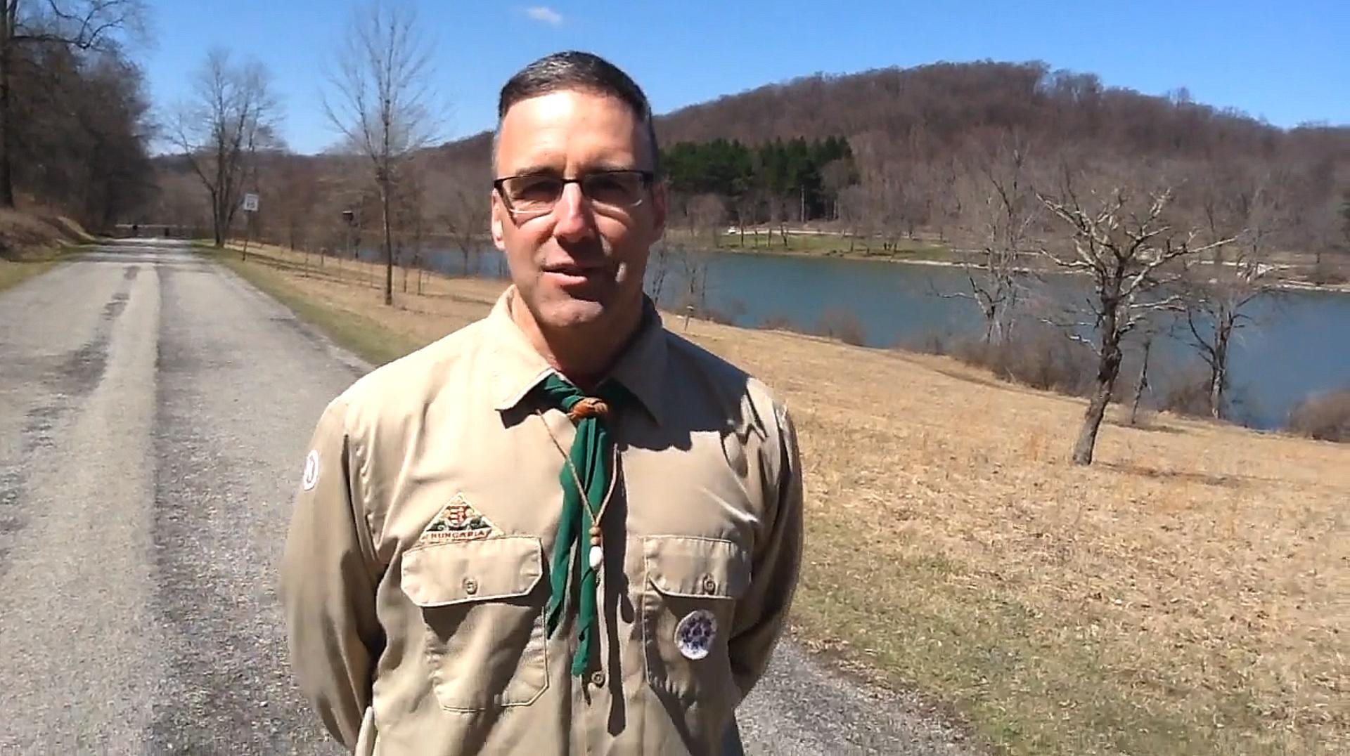 JubiTV – Szentkirályi Endre, táborparancsnok, üzenete a jövendő Jubileumi táborról