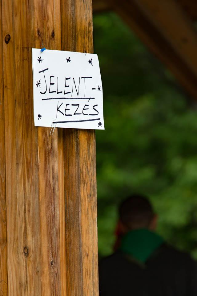 Megkezdődött a külföldi magyar cserkészek Jubileumi Nagytábora