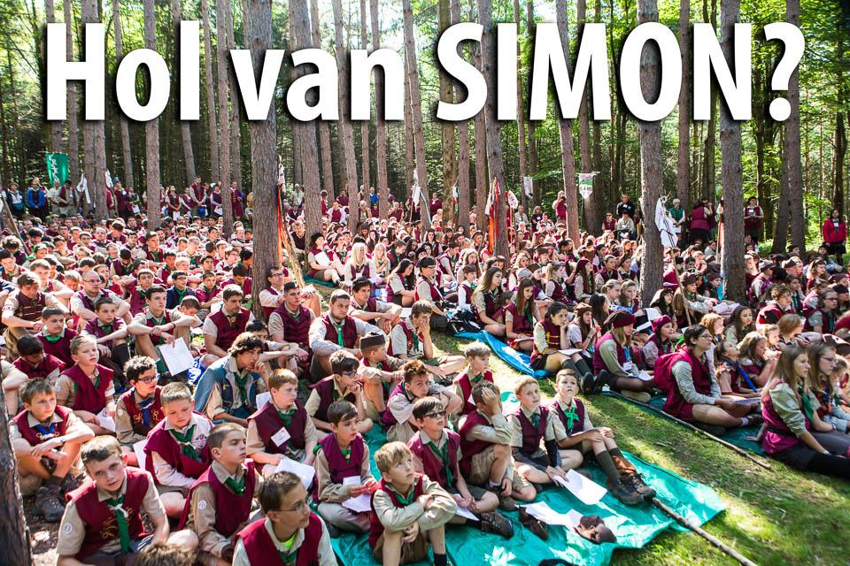 Hol van Simon?