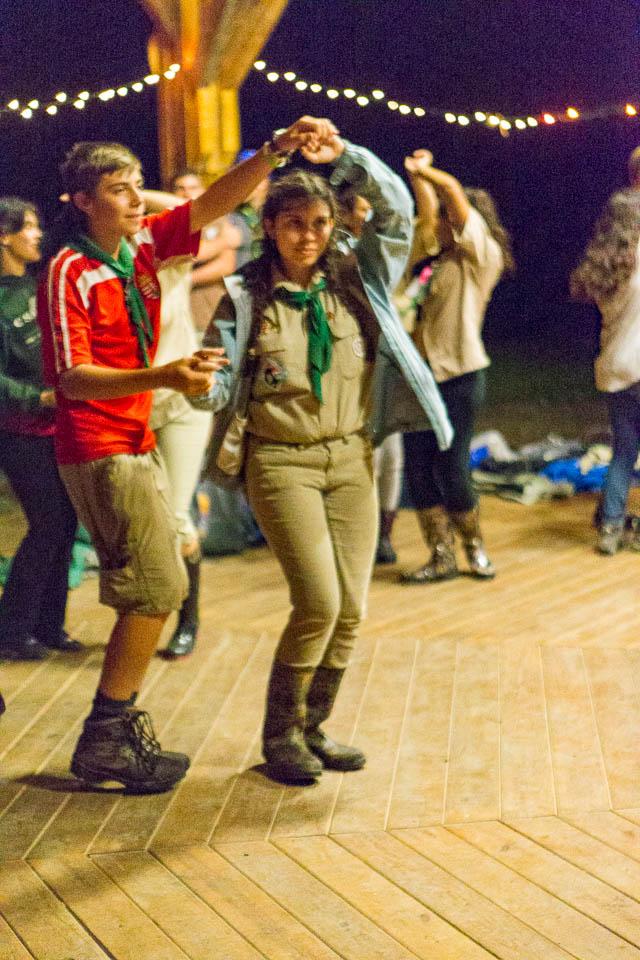 Őv tánház